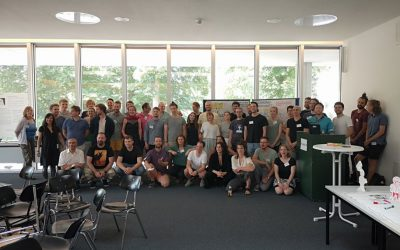 Huddle Futures Studies 2018 at Freie Universität Berlin