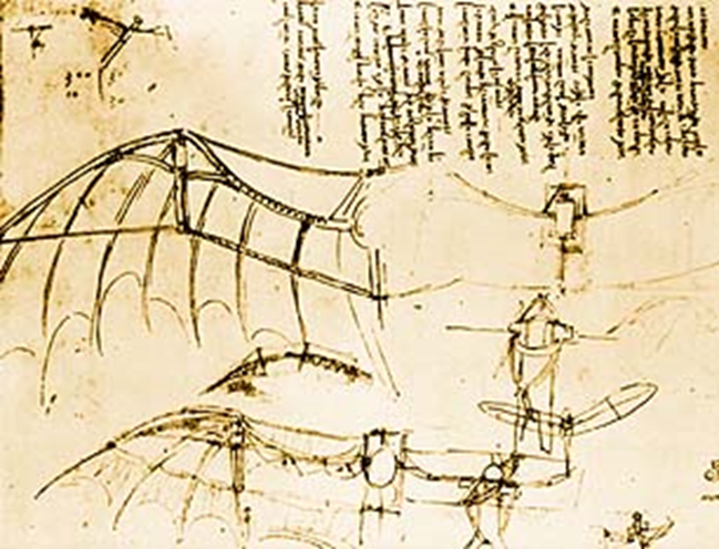 The genius of Leonardo: a futurist man from the past
