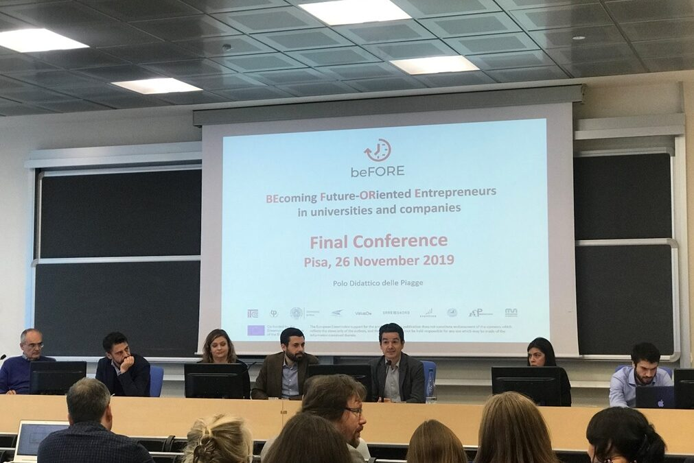 Final Conference of the beFORE project